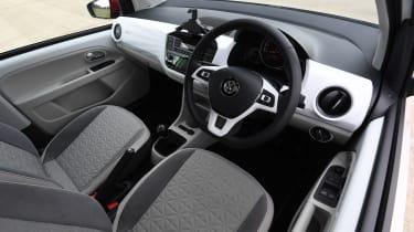 Volkswagen up! - dash