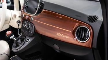 Fiat 500 Riva - dashboard 2