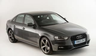 Used Audi A4 - front