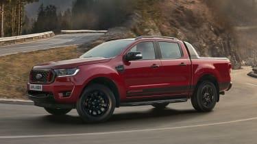 Ford Ranger Stormtrak - front