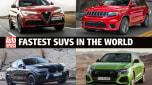Fastest SUVs
