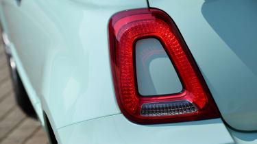 Fiat 500C 2015 light