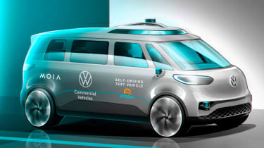 Volkswagen ID Buzz - best new cars 2022 and beyond