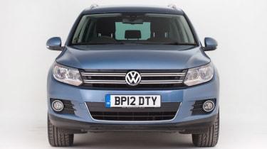 Used Volkswagen Tiguan - full front