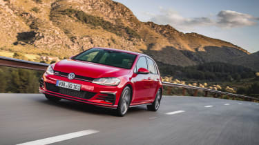 Volkswagen Golf GTI Performance Pack 2017