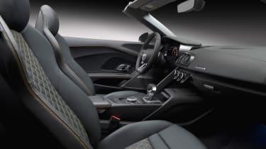Audi R8 Spyder 2016 official - interior 3