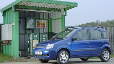 Fiat Panda Best for running costs