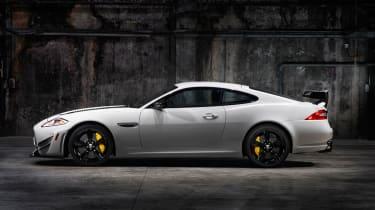 Jaguar XKR-S GT profile