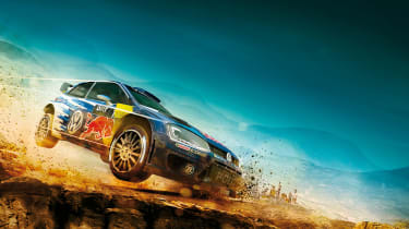 DiRT Rally - cover image