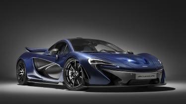 McLaren Special Operations P1 - front