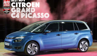 New Car Awards 2016: MPV of the Year - Citroen C4 Grand Picasso