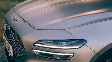 Genesis G70 - headlight