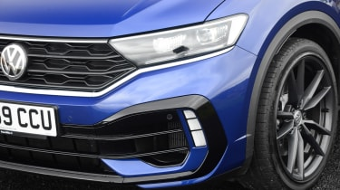 Volkswagen T-Roc R - front light