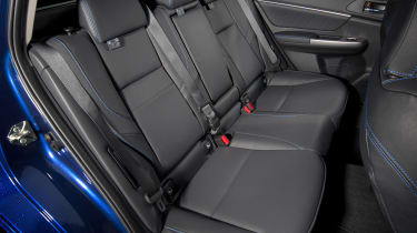 Subaru Levorg - rear seats