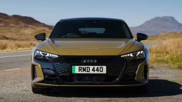 Audi RS e-tron GT - full front static