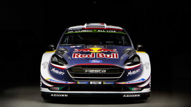 Ford Fiesta M-Sport WRC - full front