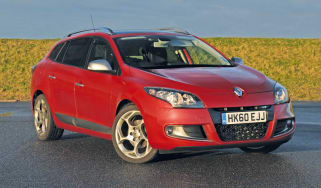 Renault Megane ST front three-quarters