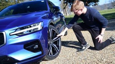 Volvo V60 long termer - third report James Brodie