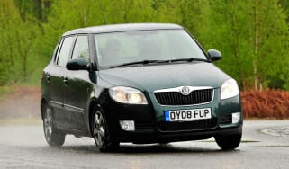 Best cheap fuel efficient cars - Skoda Fabia Greenline