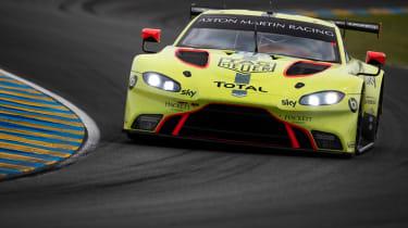 Aston Martin Vantage GTE - front