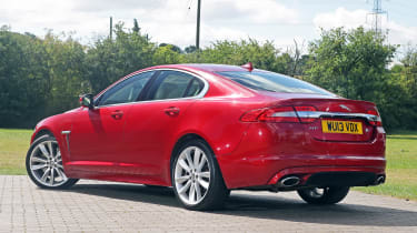 Used Jaguar XF - rear