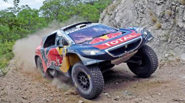 Peugeot Sport - 2008 DKR