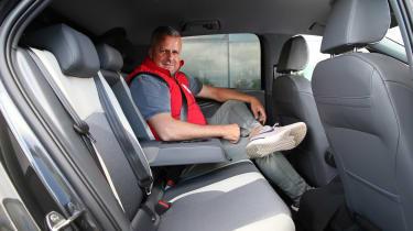 Volkswagen ID.3 - rear seats