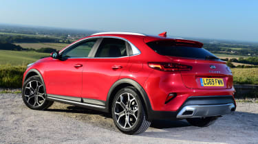 Kia XCeed - rear static