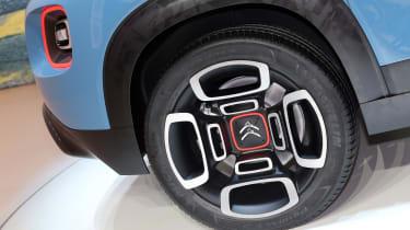 Citroen C-Aircross Concept 2017 - Geneva wheel