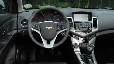 Chevrolet Cruze SW interior
