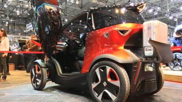 SEAT Minimo concept - Geneva rear