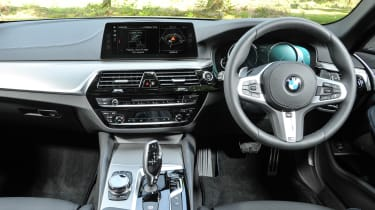 BMW 5 Series Touring - interior
