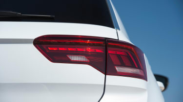 Volkswagen T-Roc - rear light detail