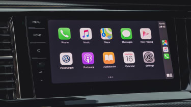 Volkswagen Caravelle - Apple CarPlay