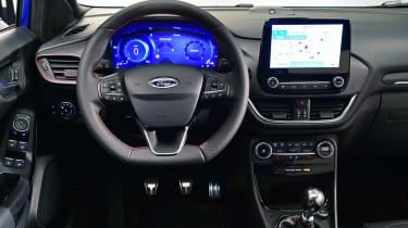 Ford Puma - studio interior