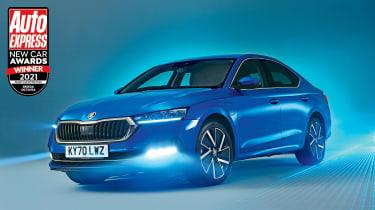 Skoda Octavia - New Car Awards 2021