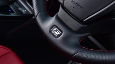 Lexus ES - wheel