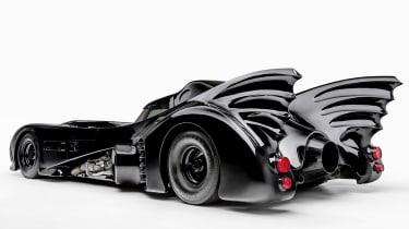 Petersen Automotive Museum - Batmobile (1989) - rear static