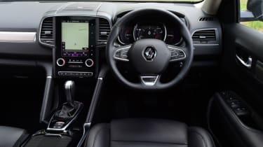 Renault Koleos Initiale Paris interior