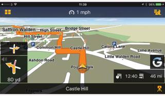 Navigon Mobile Navigator Europe
