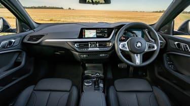 BMW 1 Series - cabin