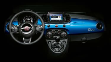 Fiat Mirror special edition 2018 interior