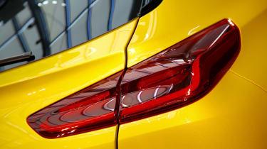 Kia XCeed - rear lights