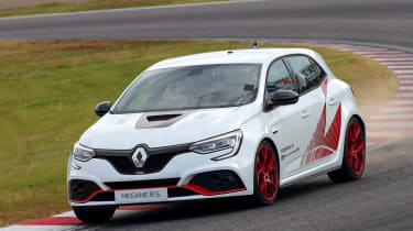 Renault Megane Trophy-R - Suzuka