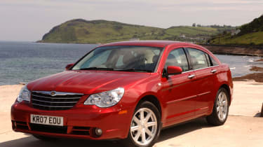 Chrysler Sebring CDX Limited