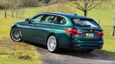 Alpina B5 Touring - rear