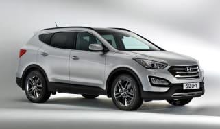 Used Hyundai Santa Fe - front