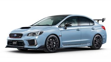 Subaru XRZ STI S208