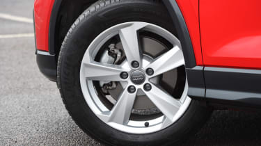 Audi Q2 - wheel detail