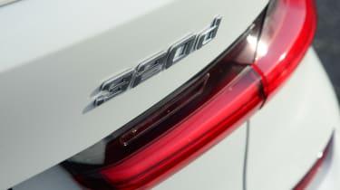 BMW 3 Series - rear light